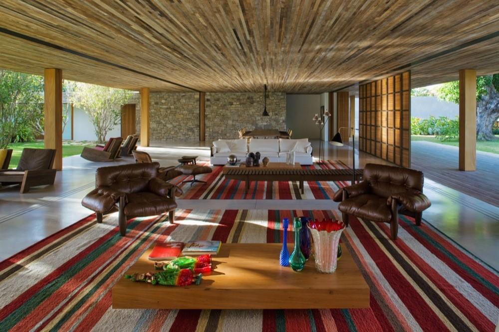 Eko styl bydlení: Když bytu vládne dřevo a recyklované materiály