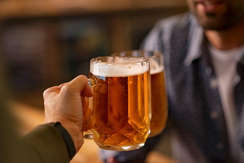 dva tupláky piva