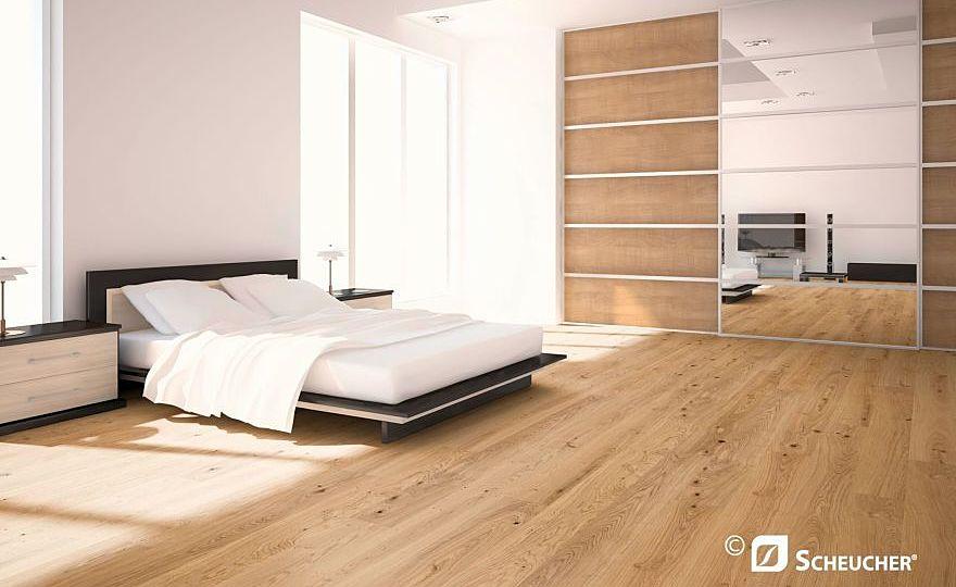 dřevěná podlaha