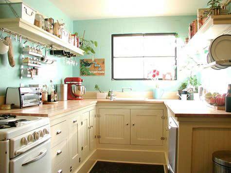 Tipy pro malou kuchy z kladem je udr ovat po dek bydl mekvalitn cz - Small kitchen spaces ideas collection ...