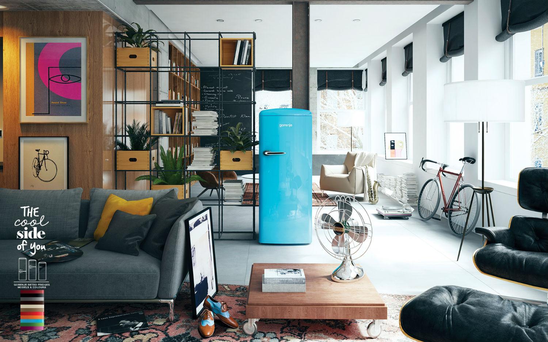 Chcete si zařídit bydlení v retro stylu a nevíte, jak na to?
