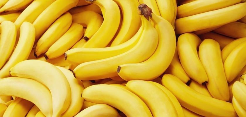 zralé banány