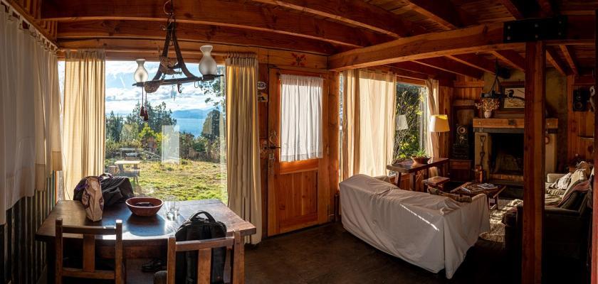 alpský styl bydlení