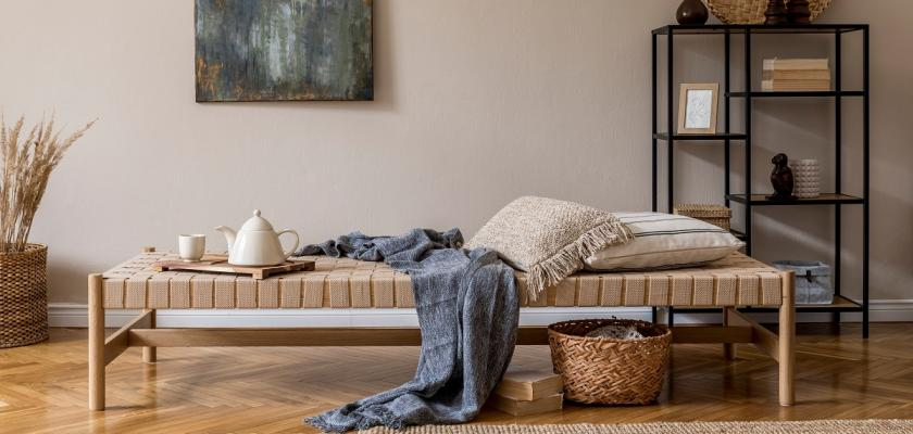 home staging přehoz