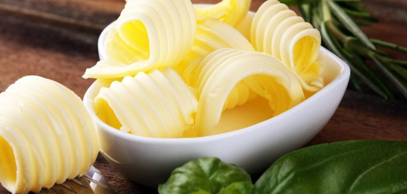 miska másla