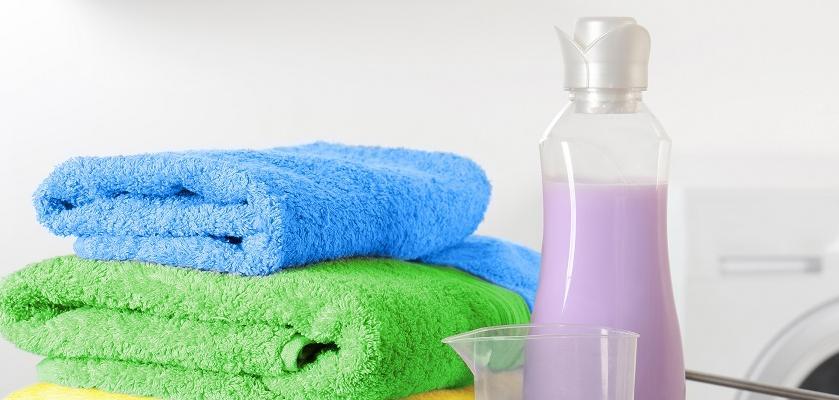 aviváž a barevné ručníky