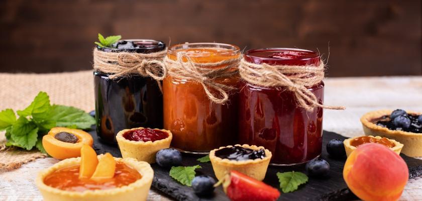 netradiční domácí marmelády