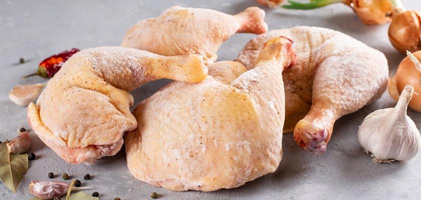 mražené kuře