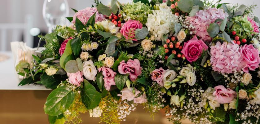 květinový buket