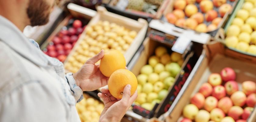 nákup citrusů