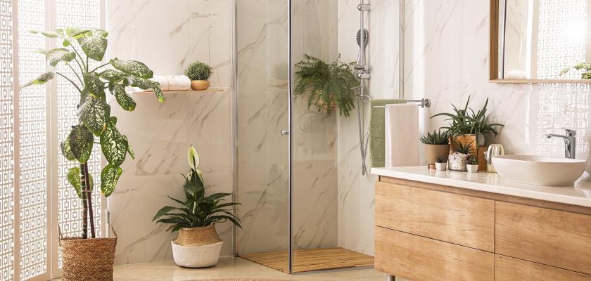 feng shui v koupelně