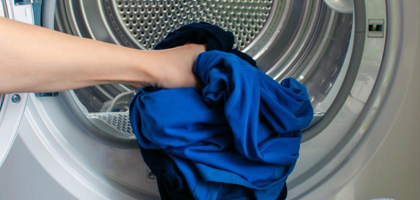 funkční prádlo v pračce