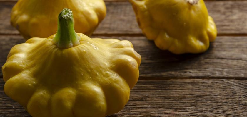 žluté patisony