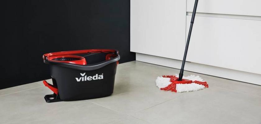 turbo mop vileda s kbelíkem