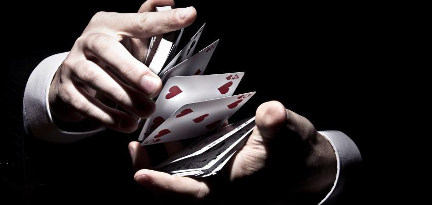 kouzelník v kasinu