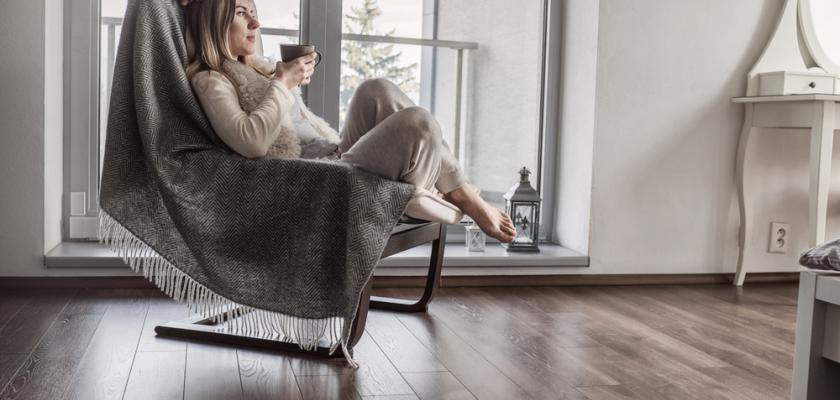 domácí relaxace