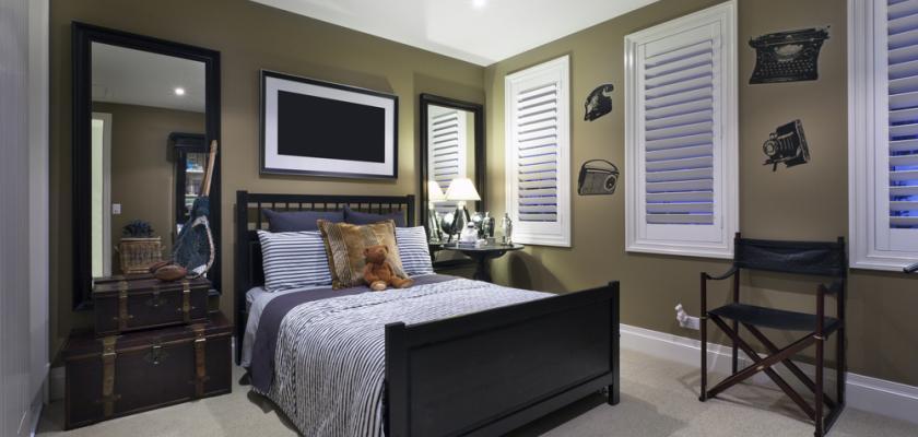 komfortní ložnice