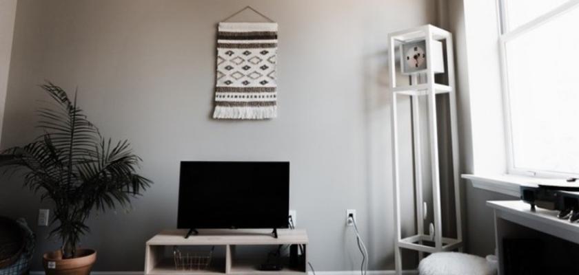 nízká obýváková stěna