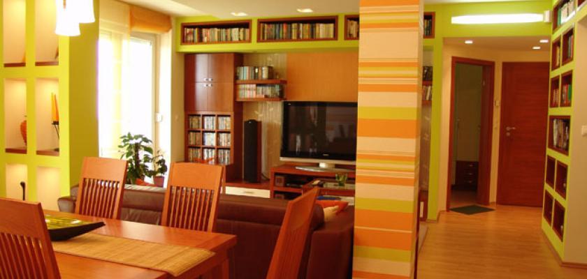 Jak vyzrát na barvy v bytě (2. díl): Teplé versus studené barvy – jak působ