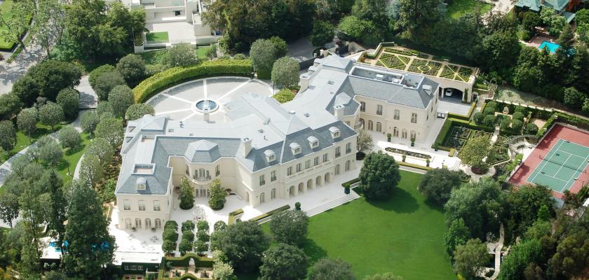 Nejdražší domy světa stojí stovky milionů dolarů