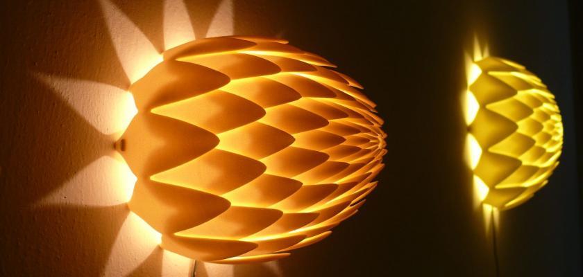 světla