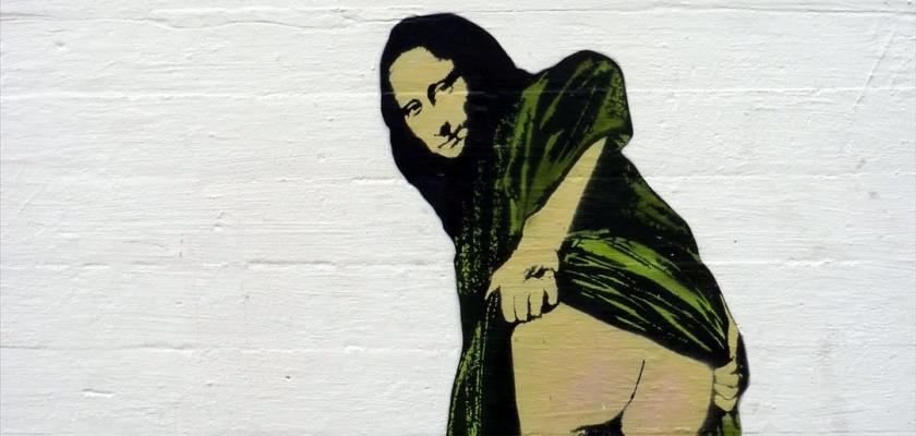 Jak dostat ženu do ložnice? Nalepte si ji na zeď!