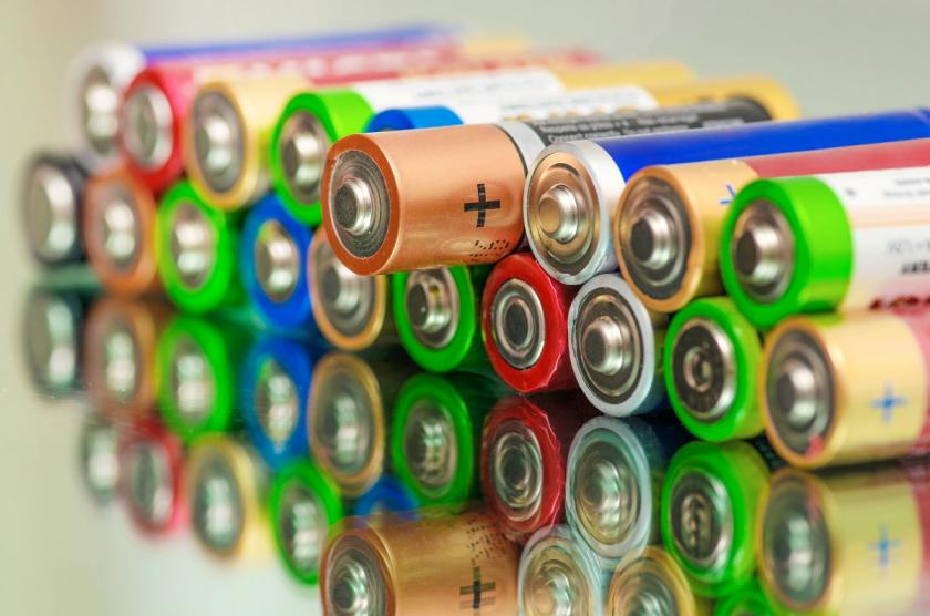 vybitá baterie