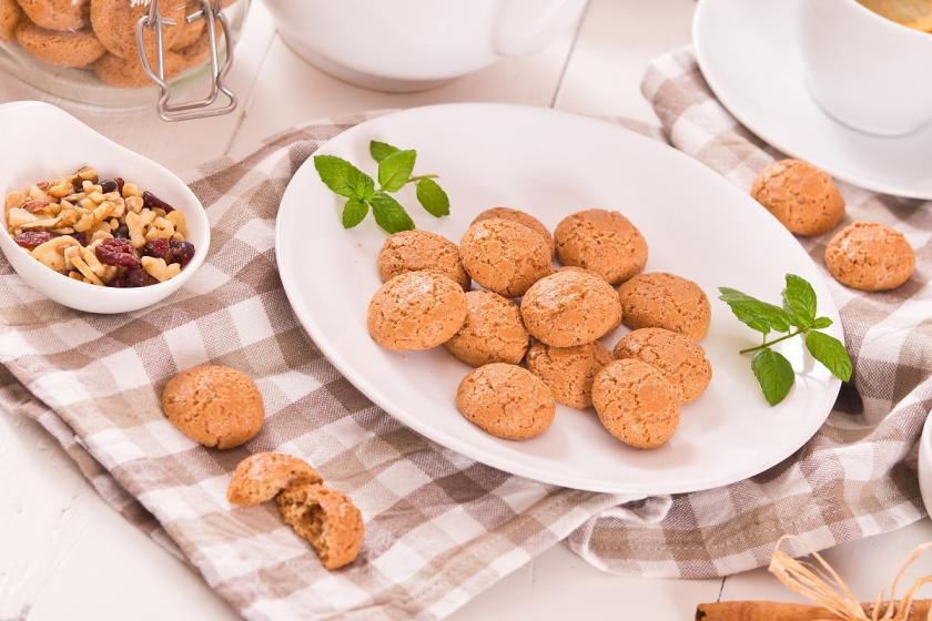sušenky amaretti