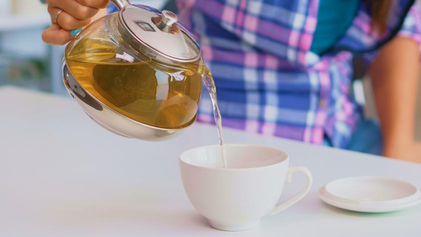čaj z chřipkovníku