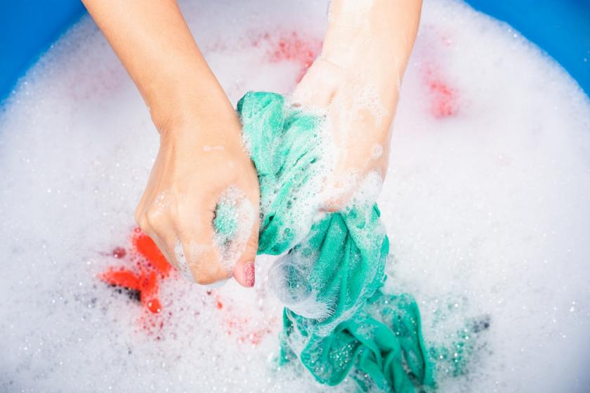 praní prádla žlučovým mýdlem