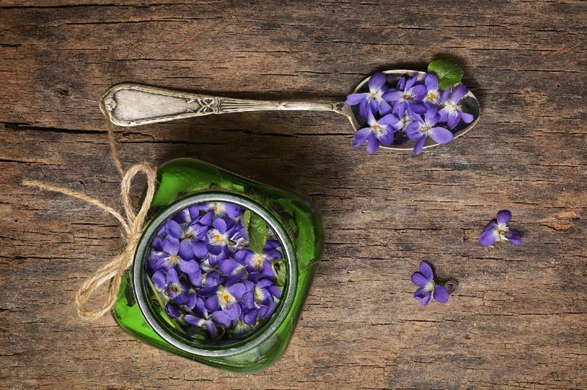 violky na lžíci
