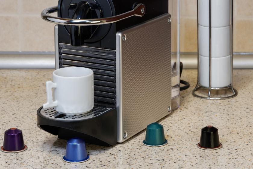 kapslový kávovar