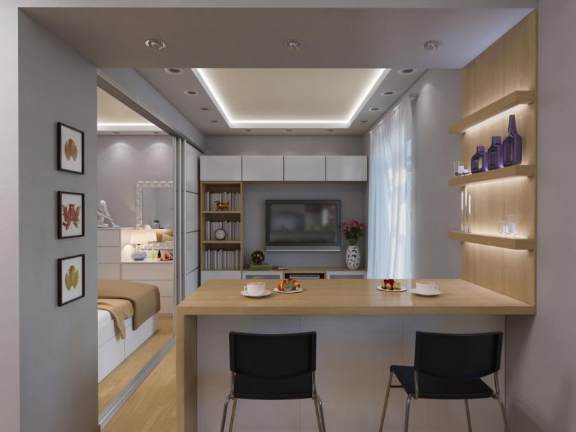 kuchyňský bar
