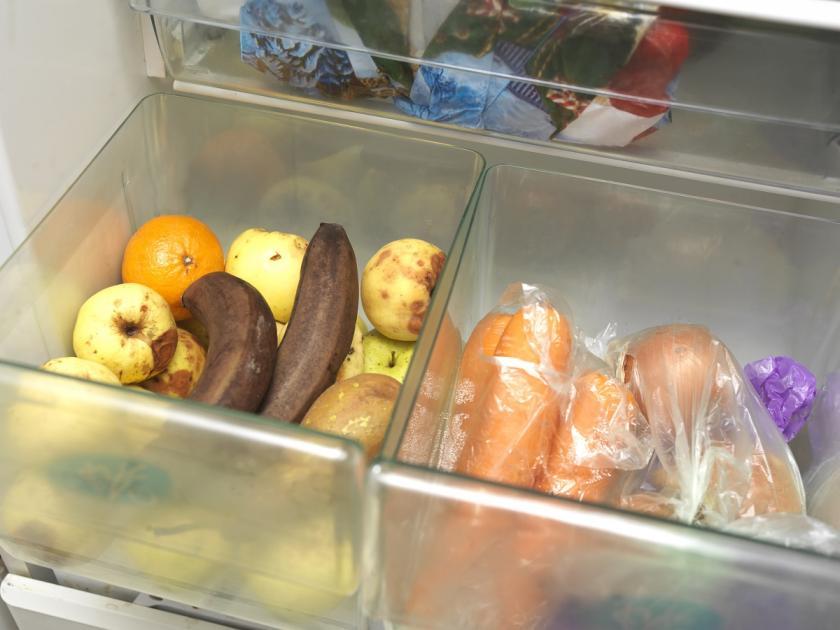 cibule v lednici