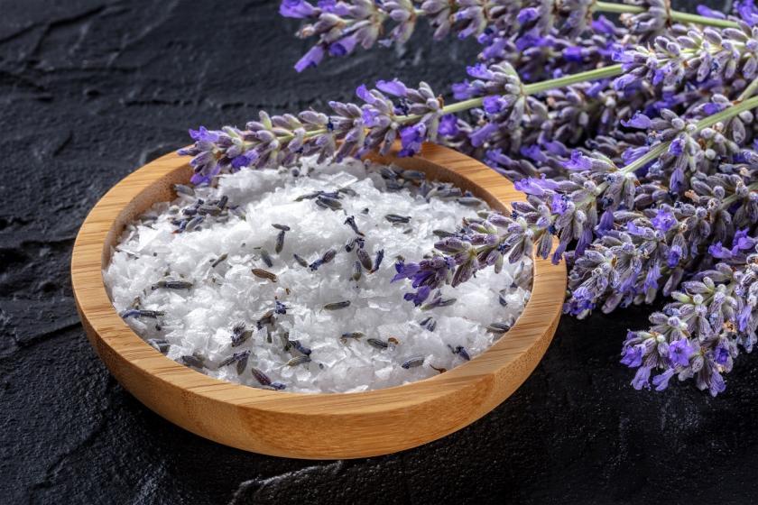 levandulová sůl