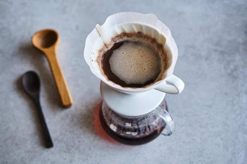 dripper na kávu