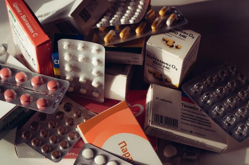 prošlé léky