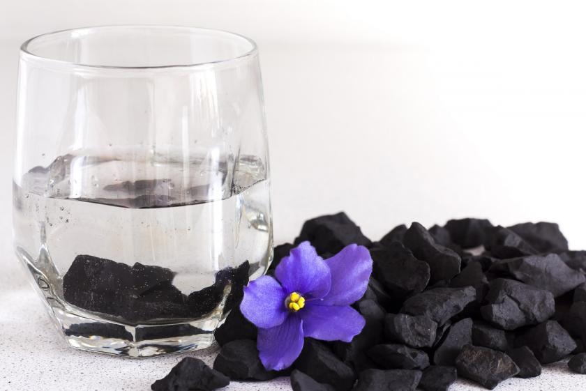 šungitová voda