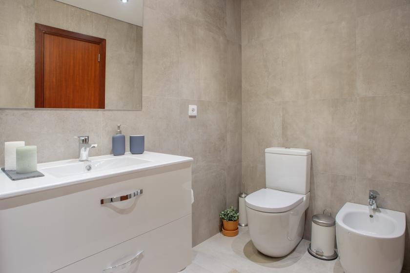 sjednocená koupelna