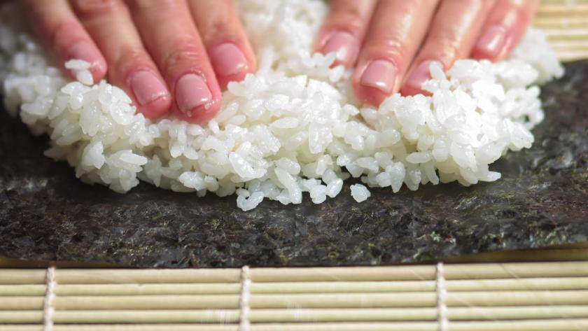 sushi rýže