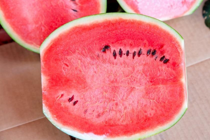 půlka melounu