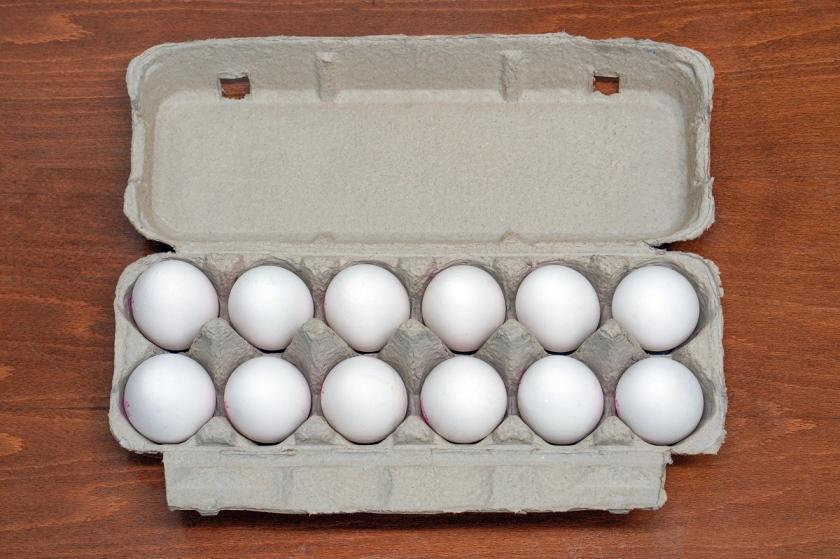 plata od vajec