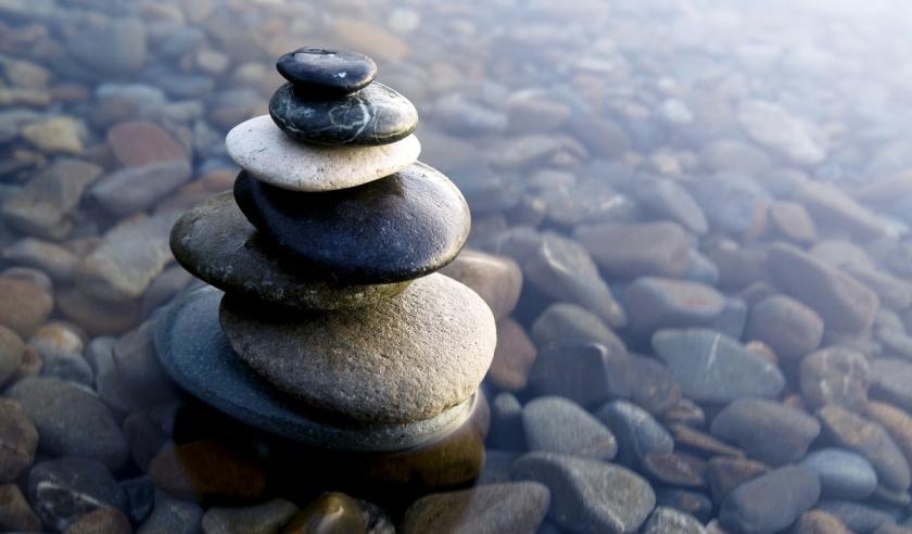 feng shui kameny ve vodě