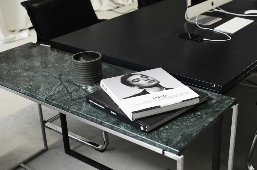 černobílý minimalismus