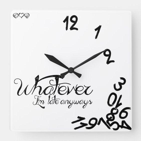 originální hodiny